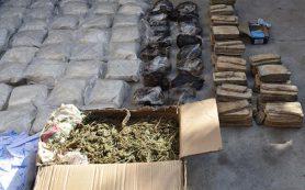 Украину назвали главным поставщиком наркотиков на территорию России