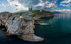 Киев похвастался «украинским Крымом» в ролике для Евровидения