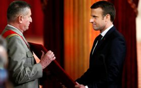 В Елисейском дворце новый хозяин