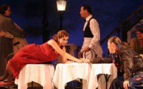 Опера Джакомо Пуччини «Богема» показана в Перми