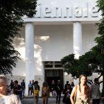 57-я Венецианская биеннале современного искусства приветствует первых гостей