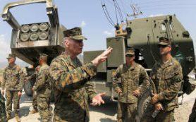 Минобороны: США перебросили в Сирию аналоги российских РСЗО «Смерч»