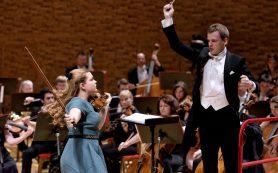 В Петербурге завершился 22-й Международный фестиваль «Музыкальный Олимп»