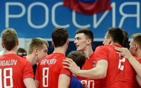 Российские волейболисты поборются за медали Мировой лиги в «Финале шести»