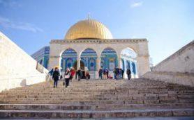 Для мужчин доступ на Храмовую гору в Иерусалиме закрыт
