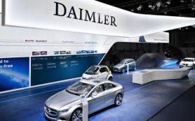 Daimler отзовет более трех миллионов дизельных автомобилей в Европе