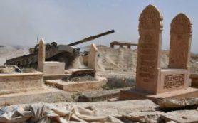 Т-90 и Ми-28Н прорвали оборону боевиков в сирийской Хаме