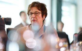 Министр экономики ФРГ: Санкции США идут вразрез с международным правом