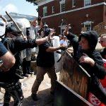 При столкновениях в американском Шарлотсвилле пострадали 35 человек