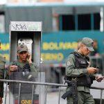На военной базе в Венесуэле произошел теракт
