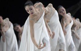 Национальный балет Китая выступил в рамках фестиваля «Мариинский»