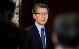 СМИ назвали имя нового посла Южной Кореи в России