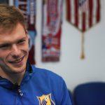 Павел Могилевец во вторник пропускает тренировку сборной России по футболу