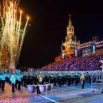 """В столице продолжается международный фестиваль """"Спасская башня"""""""