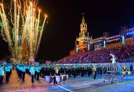 В столице продолжается международный фестиваль «Спасская башня»