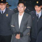 Главе Samsung дали пять лет за взятки подруге президента