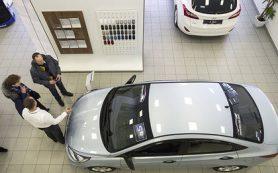 В России в июле стали покупать меньше подержанных машин