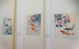 Первый фестиваль традиционной китайской живописи гунби проходит в Москве
