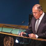 Россия никогда не поддерживала военных вмешательств в страны, заявил Лавров