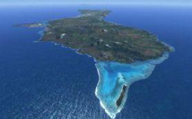 Треть россиян мечтает об островах, а не о цивилизации