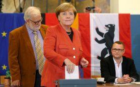 Стали известны предварительные итоги выборов в Германии