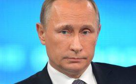Владимир Путин подписал Указ «О награждении государственными наградами Российской Федерации»