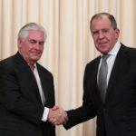 Лавров и Тиллерсон обсудили Сирию и минские соглашения