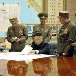 КНДР запустила баллистическую ракету над Японией