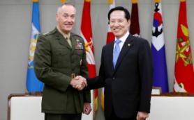 США и Южная Корея обсудили размещение ядерного оружия