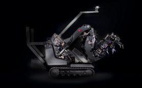 Серийного робота-манипулятора приспособили к экзоскелетному управлению