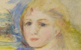 Похищена картина Пьера Огюста Ренуара. «Молодая блондинка» в розыске!