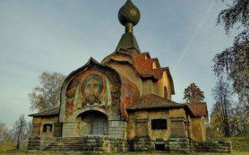 В историко-архитектурном комплексе «Теремок» готовятся к открытию храма Святого Духа