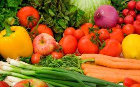 Польза овощей и фруктов