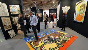 Международная выставка-ярмарка Paris Photo открывается во Франции