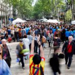 Жители Барселоны - против пьяных туристов