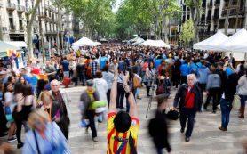 Жители Барселоны — против пьяных туристов