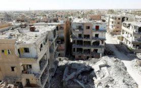 Сирийский Дейр-эз-Зор полностью освобожден от террористов
