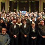 Экс-глава Каталонии просит помощи у Брюсселя