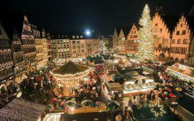 В Брюсселе начались «Зимние чудеса»