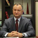 Додон рассказал о цели предстоящих парламентских выборов в Молдавии