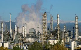 Нефть резко подорожала после ареста принцев в Саудовской Аравии