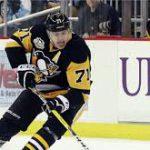 """Российский форвард """"Питтсбурга"""" Малкин признан третьей звездой дня в НХЛ"""