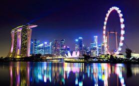 Виза в Сингапур онлайн