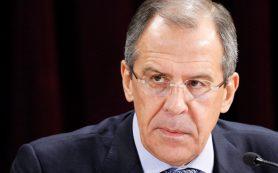 Лавров пообщался с президентом Австрии накануне министерской встречи ОБСЕ