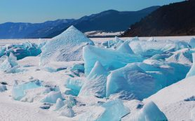 Экспедиция «Лёд Байкала»