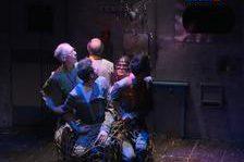 Театр «Около дома Станиславского» представил новогоднюю премьеру