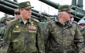Генштаб ВС РФ: США обучают террористов на своих базах в Сирии