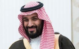 «Человеком года» по версии читателей Time стал наследный саудовский принц