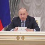 Владимир Путин проводит совет по культуре и искусству