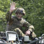 Военная техника США застряла в польской грязи